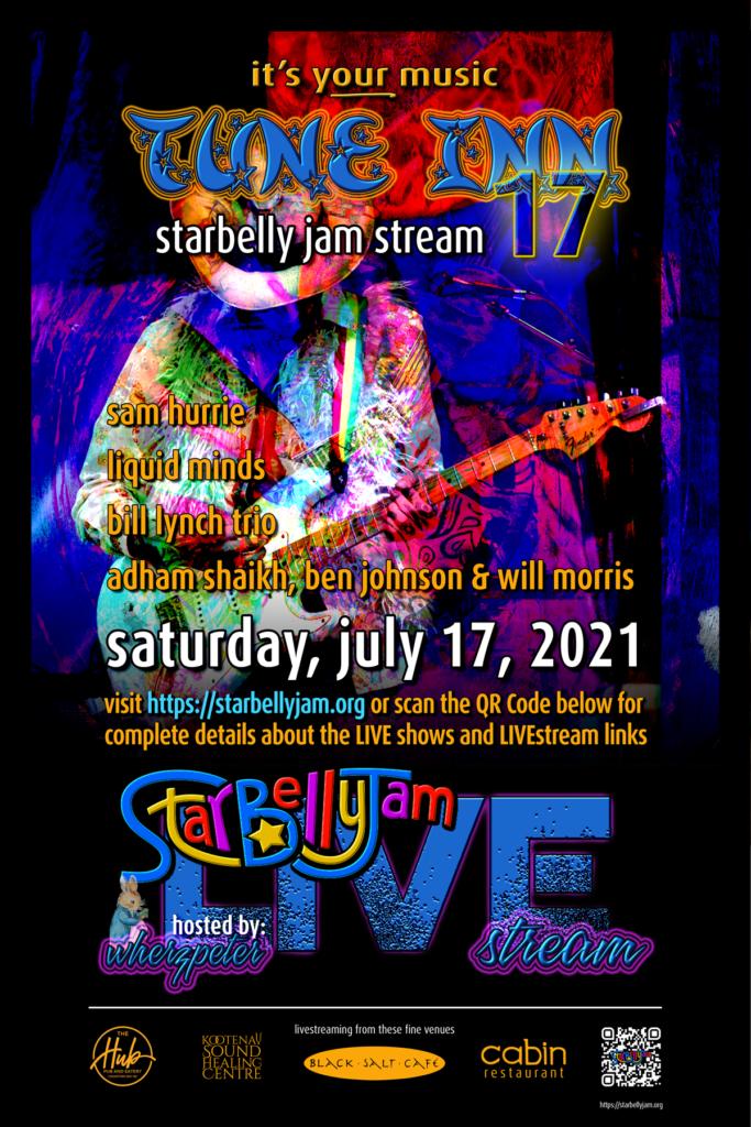Tune Inn 17 the Starbelly Jam Stream
